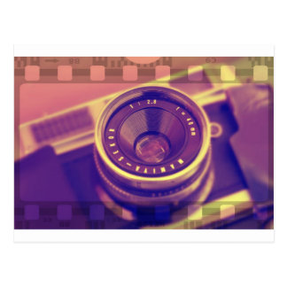 Cartão Postal Filme SLR