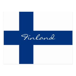 Cartão Postal finland