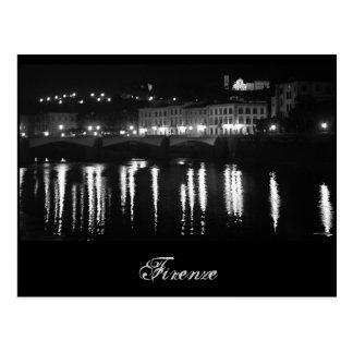 Cartão Postal Firenze