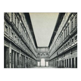 Cartão Postal Firenze, Florença, galeria