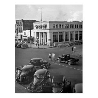 Cartão Postal Florença Alabama: 1942