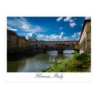Cartão Postal Florença, Italia