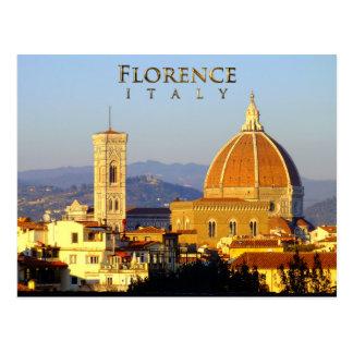 Cartão Postal Florença - Santa Maria del Fiore