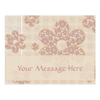 Cartão Postal Flores Inc
