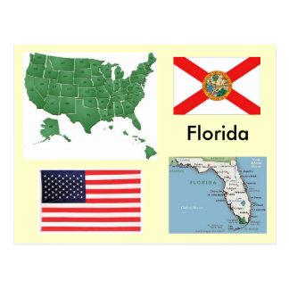 Cartão Postal Florida, EUA