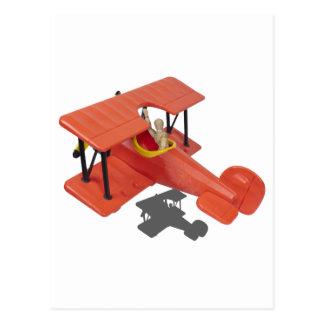 Cartão Postal FlyingBiPlane110510