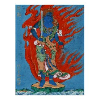 Cartão Postal Folclore Hindu