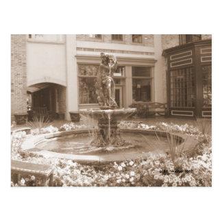 Cartão Postal Fonte-um-Flor