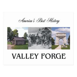 Cartão Postal Forja do vale de ABH