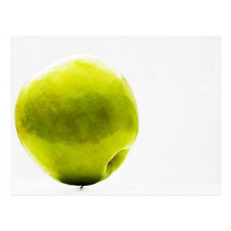 Cartão Postal Formiga com maçã