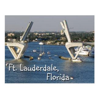 Cartão Postal Fort Lauderdale