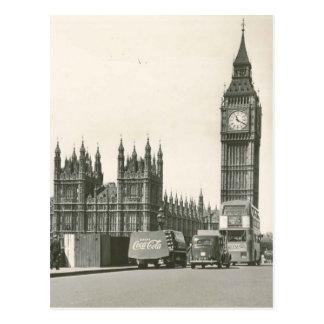 Cartão Postal Foto 1953 original de ben grande