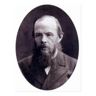 Cartão Postal Foto da descrição de F. Dostoevsky:    Suomi: Fjo