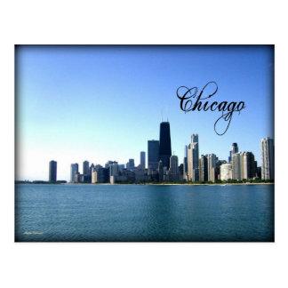 Cartão Postal Foto da skyline de GorgeousChicago