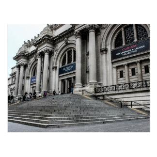 Cartão Postal Foto metropolitana do museu de arte (ENCONTRADO)