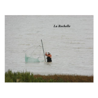 Cartão Postal Fotografia La Rochelle, France -
