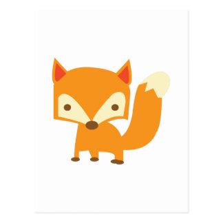Cartão Postal Fox manhoso