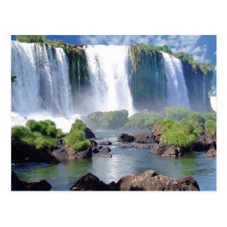 Cartão Postal Foz de Iguaçu