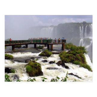Cartão Postal Foz de Iguaçu, Brasil