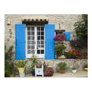 Cartão Postal France, Provence, Saint-LÈger-du-Ventoux.