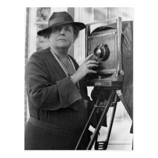 Cartão Postal Frances Benjamin Johnston, 1936
