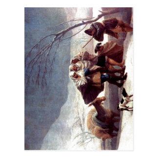 Cartão Postal Francisco de Goya Francisco Jos? de Goya y Lucient