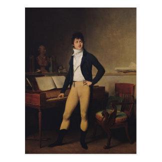 Cartão Postal Francois Adrien Boieldieu 1800