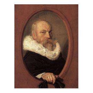 Cartão Postal Frans Hals- Petrus Scriverius