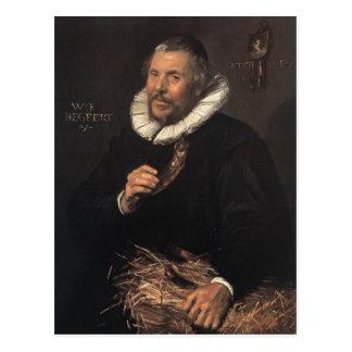Cartão Postal Frans Hals- Pieter Cornelisz. Van der Morsch