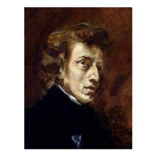 Cartão Postal Frederic Chopin 1838