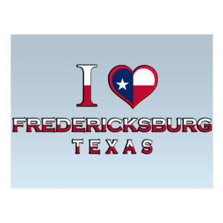 Cartão Postal Fredericksburg, Texas