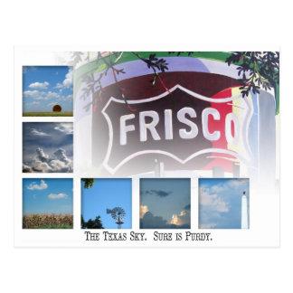 Cartão Postal Frisco, Texas