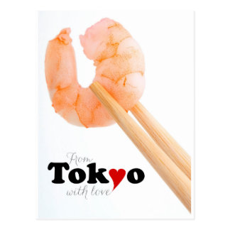 Cartão Postal From Tokyo with Love 2