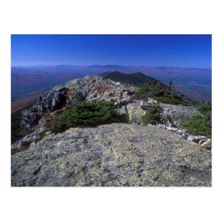 Cartão Postal Fuga Maine de Ridge da montanha de Bigelow