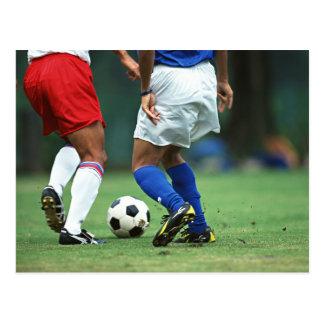 Cartão Postal Futebol 3