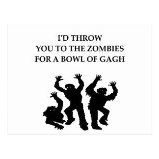Cartão Postal gagh