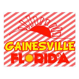 Cartão Postal Gainesville, Florida
