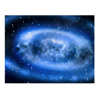 Cartão Postal Galáxia