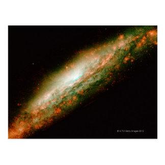 Cartão Postal Galáxia NGC 3079