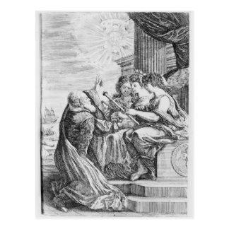 Cartão Postal Galileo Galilei