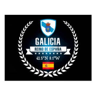 Cartão Postal Galiza