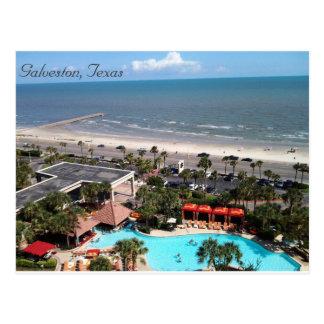 Cartão Postal Galveston, Texas