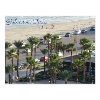 Cartão Postal Galveston, Texas Postcard-3