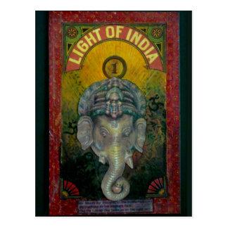 Cartão Postal Ganesh