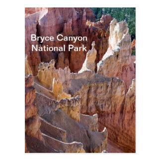 Cartão Postal Garganta de Bryce