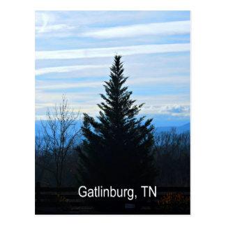 Cartão Postal Gatlinburg, Tennessee