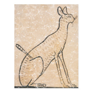 Cartão Postal Gato egípcio