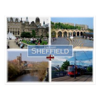 Cartão Postal GB Reino Unido - Inglaterra - Yorkshire -