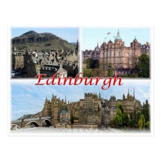 Cartão Postal GB Reino Unido - Scotland - Edimburgo -