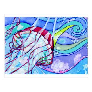 Cartão Postal Geléia de Surfin